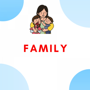 Family - Printable ESL Materials