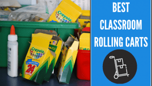 Best Rolling Carts For Teachers In 2021