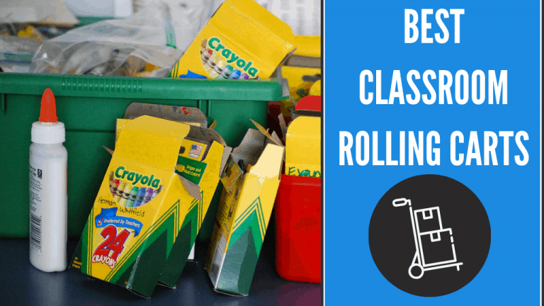 Best Rolling Carts For Teachers