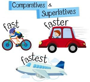 5 Fun Activities To Teach Comparative And Superlative Adjectives