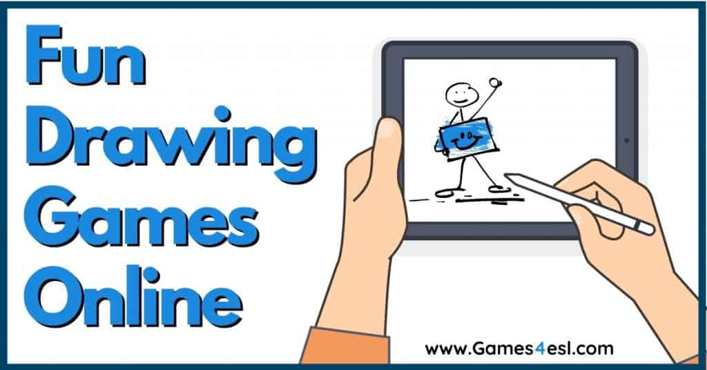 Drawing Games Online