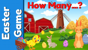 Easter Game For Kids