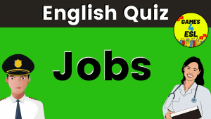 Jobs and occupations game