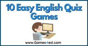 Easy English Quizzes for Kids