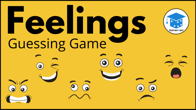 Feelings and emotions game