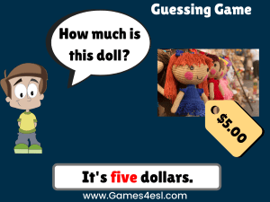 How much is it? ESL PowerPoint Lesson