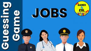English Vocabulary Games - Jobs and Occupations