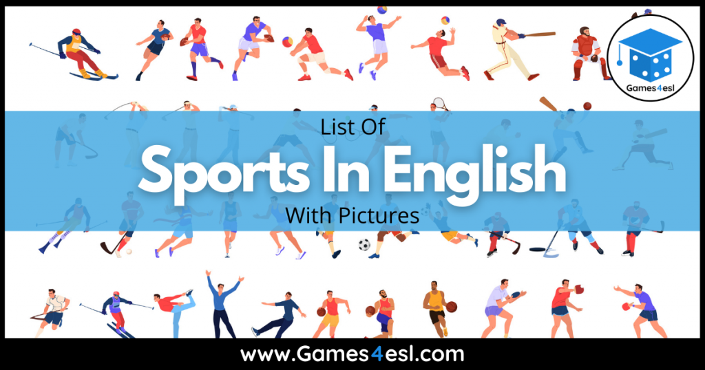 List Of Sports With Pictures
