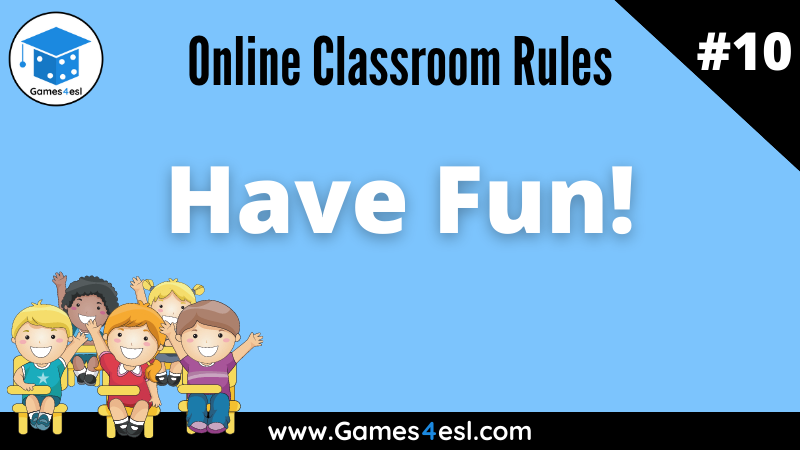 Online Classroom Rules
