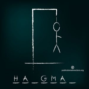 Paper and Pencil games - hangman