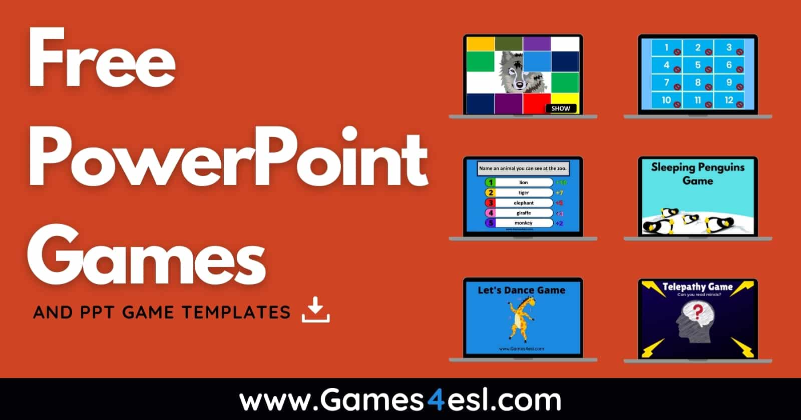 Free Powerpoint Games And Templates
