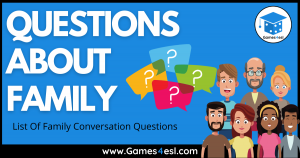30 Questions About Family