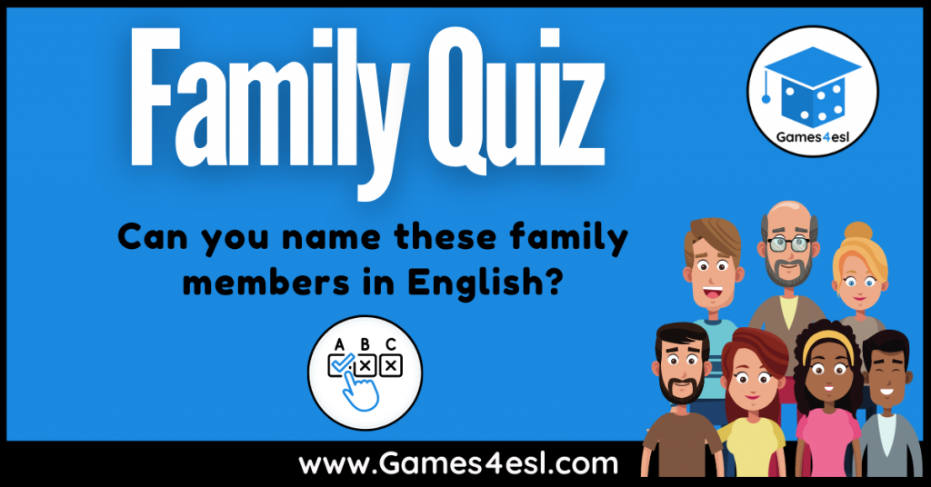 Quiz About Family