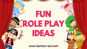 5 Super Fun Role Play Ideas For Students