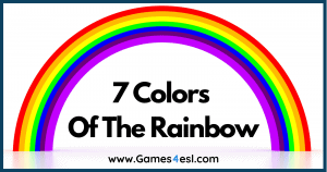 The Seven Colors of The Rainbow