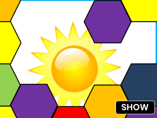 Hidden Picture PPT Game - Weather